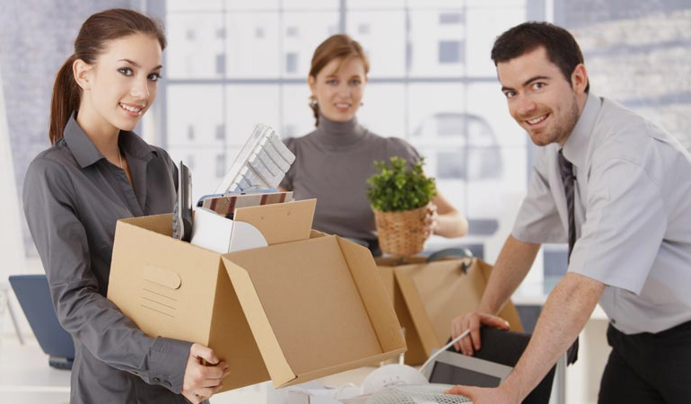 commercial moving company Montreal